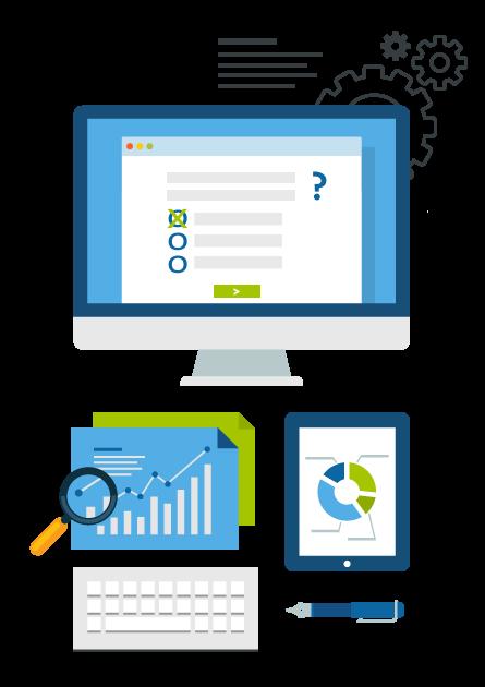 Umfrage Software für Marktforscher